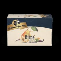 Goldmännchen Birne - Körte & Vanília gyümölcstea