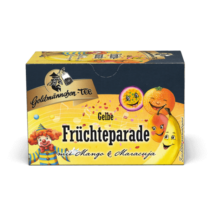Goldmännchen Früchteparade - Mango & Maracuja gyümölcstea