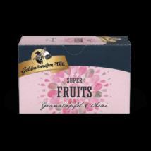 Goldmännchen Super Fruits - Gránátalma & Acai filteres gyümölcstea