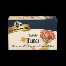 Goldmännchen Yogiveda Humor - Koriander & Rózsa filteres gyógytea