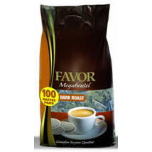 FAVOR Dark Roast kávépárna /100 db/