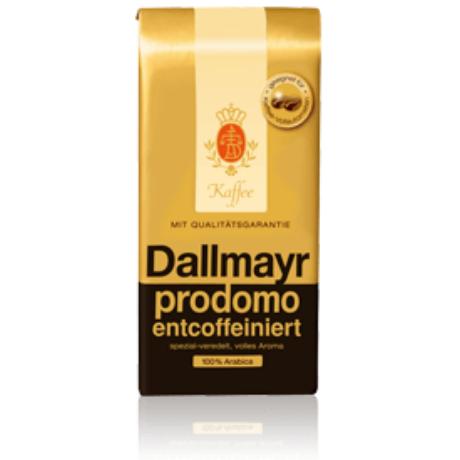 Dallmayr Prodomo koffeinmentes szemes kávé