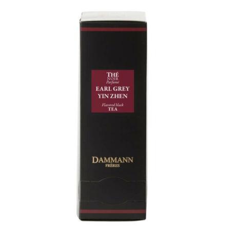 Dammann - Earl Grey Yin Zhen filteres fekete tea