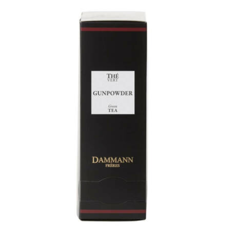 Dammann - Gunpowder filteres zöld tea