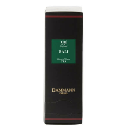 Dammann - Bali filteres zöld tea