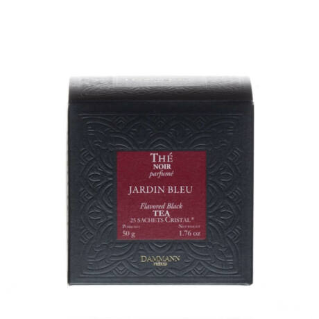 Dammann - Jardin Bleu filteres fekete tea
