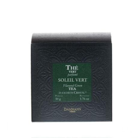 Dammann - Soleil Vert filteres zöld tea