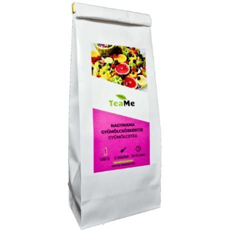 TeaMe - Nagymama Gyümölcsöskertje szálas gyümölcstea