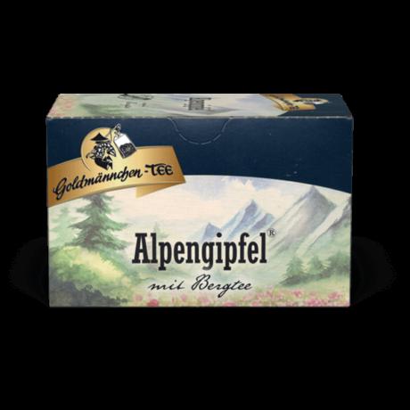 Goldmännchen Alpengipfel filteres gyógytea