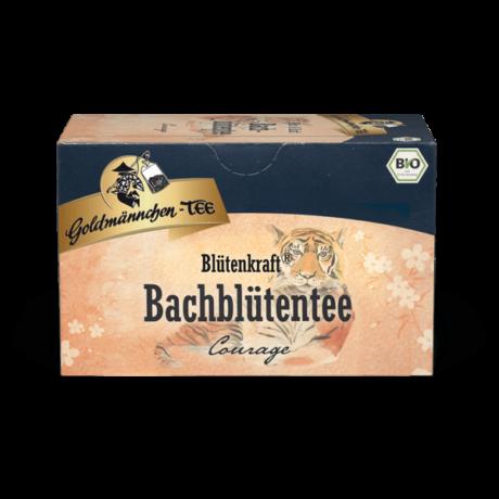 Goldmännchen Courage - Bach virág tea