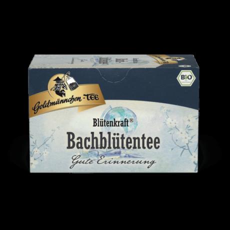 Goldmännchen Gute Erinnerung - Bach virágeszenciával dúsított bio gyümölcstea
