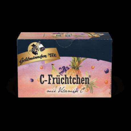 Goldmännchen C-Früchtchen filteres gyümölcstea