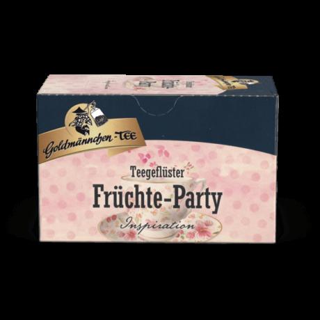 Goldmännchen Früchte Party filteres gyümölcstea