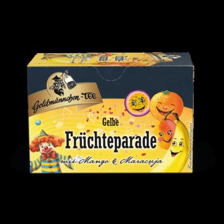 Goldmännchen Früchteparade - Mango & Maracuja filteres gyümölcstea