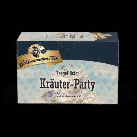 Goldmännchen Kräuter Party filteres gyógytea