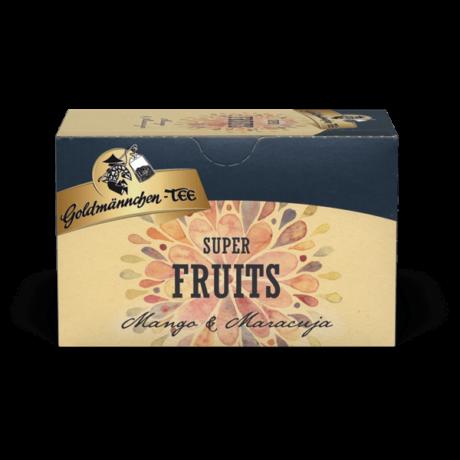 Goldmännchen Super Fruits - Mango & Maracuja filteres gyümölcstea