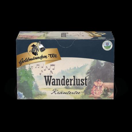 Goldmännchen Wanderlust - Gyógytea