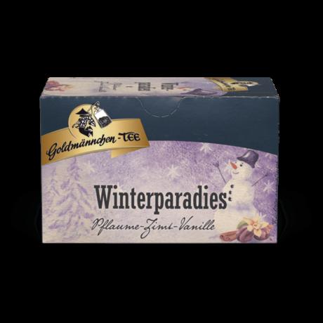 Goldmännchen Winterparadies - Szilva & Fahéj & Vanília filteres gyümölcstea