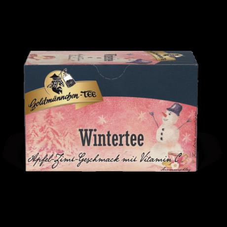Goldmännchen Wintertee - Alma & Fahéj filteres gyümölcstea
