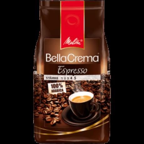 Melitta Bellacrema Espresso szemes kávé